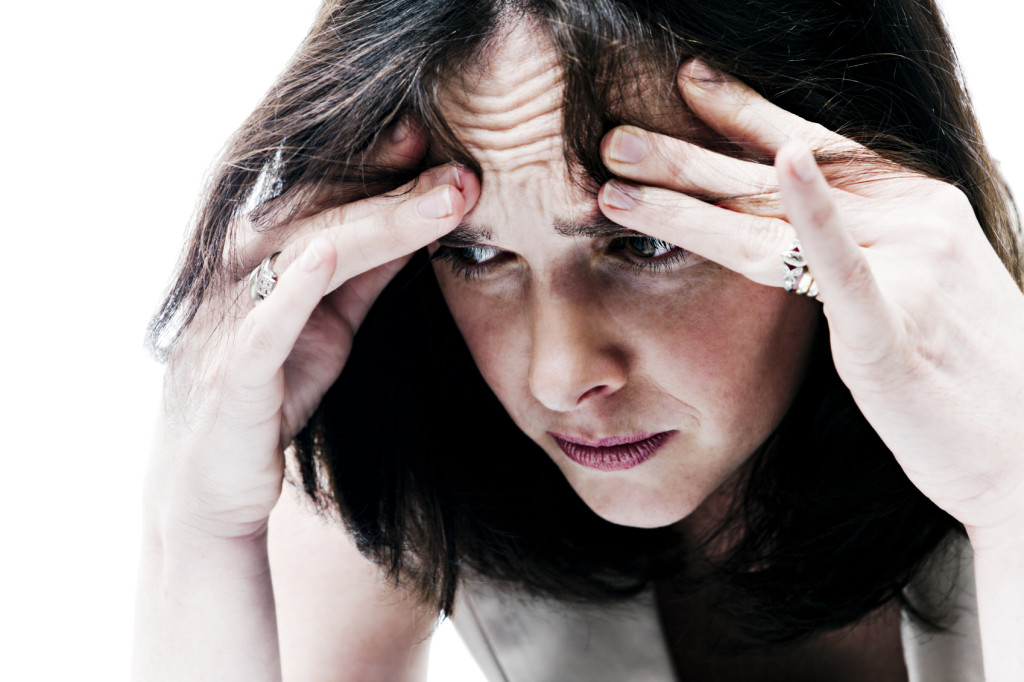 استرس در زن حامله